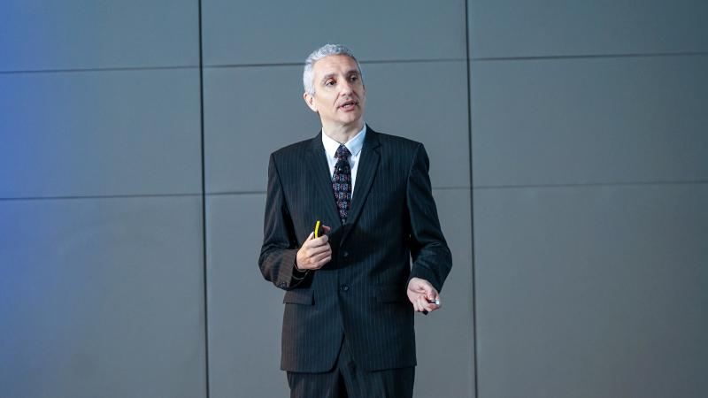 Dr Stephane Breil