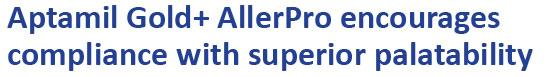 Aptamil Gold+AllerPro encourages