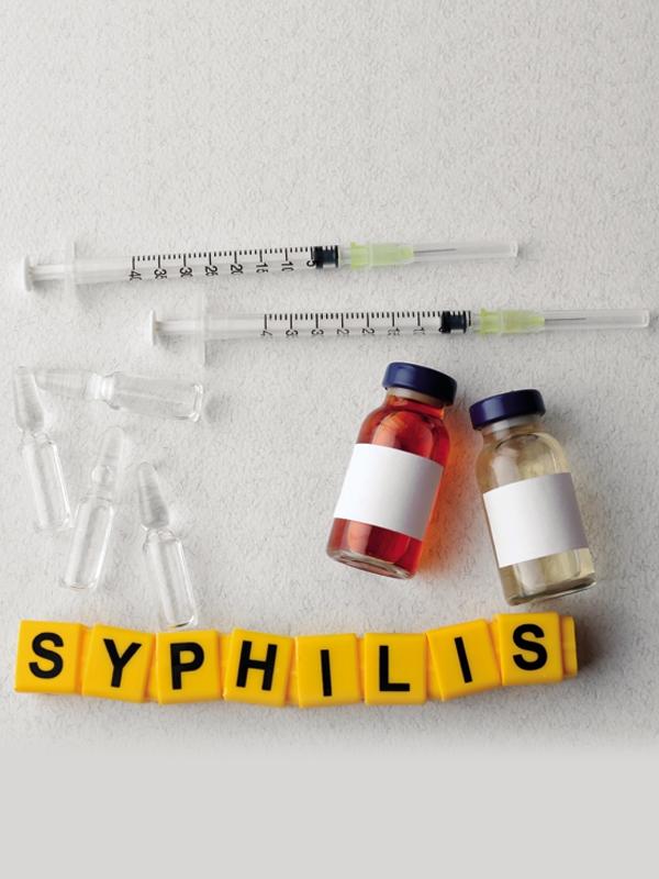 Syphilis - Primary